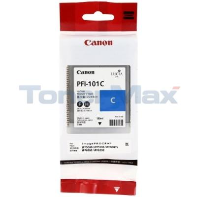CANON PFI-101C INK TANK CYAN 130ML